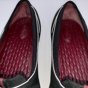 Privo Shoes - Privo By Clarks Driving Black Slip On Loafers 8M